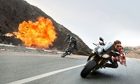 Mission: Impossible 5 domine le box-office mondial pour la 4e semaine d'affilée