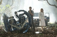 Jurassic World au sommet du box-office mondial 2015