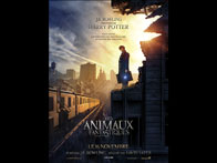 « Les Animaux fantastiques » 1er du box-office. © Warner Bros Entertainment Inc.