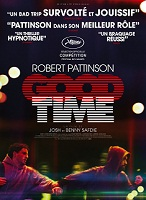 « Good Time » : un film porté par l'acteur Robert Pattinson