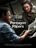 National Board of Review, Pentagon Papers remporte le prix du meilleur film
