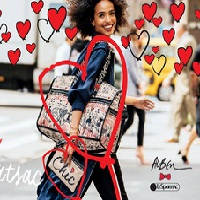 Alber Elbaz x LeSportsac, une collection de sacs pour la fashion week