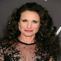 'Let's Spend the Night Together': Andie MacDowell au casting