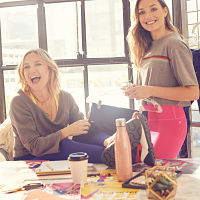 Fabletics : Kate Hudson s'associe a Maddie Ziegler