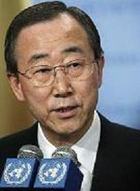 Changement climatique, Ban lance un vibrant appel aux négociations avant Copenhague