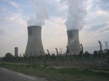 Dégagement de carbone 14 à SOCATRI