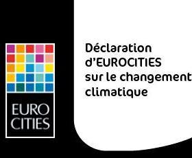 Changement climatique et villes européennes