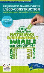 1er Ecoforum départemental de l'éco-construction de Châteaubriant