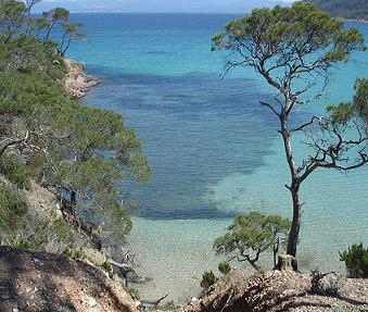 Ile de Porquerolles, une île de l'archipel des îles d'Hyères à visiter