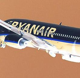 Chute d'un Boeing Ryanair de 8000 mètres