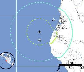 Violent séisme de 6,5 en Californie du Nord