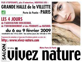 Vivez Nature Paris 2009