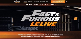 fast-furious-live