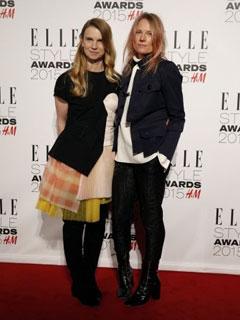luella bartley et katie hilllier
